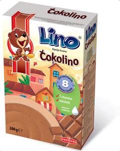 Lino Cokolino djecija hrana 200g