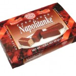 Napolitanke chocolate cover wafer cookies 500g kras