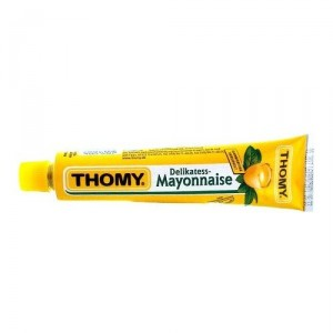 Thomy Mayonnaise Majoneza delikates Tube 265 gram