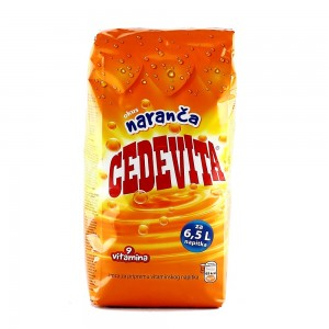 Cedevita naranča orange sinas vitamine drink 500 gram