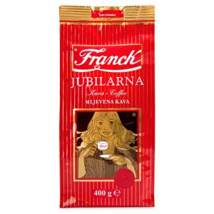 Franck Jubilarna Kava Coffee Mljevene kava 400gram