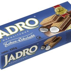 Jadro-napolitanke-kokos-cokolada-430gram