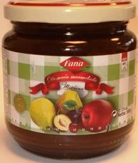 Mjesana Marmelada Jam 500 gram Fana